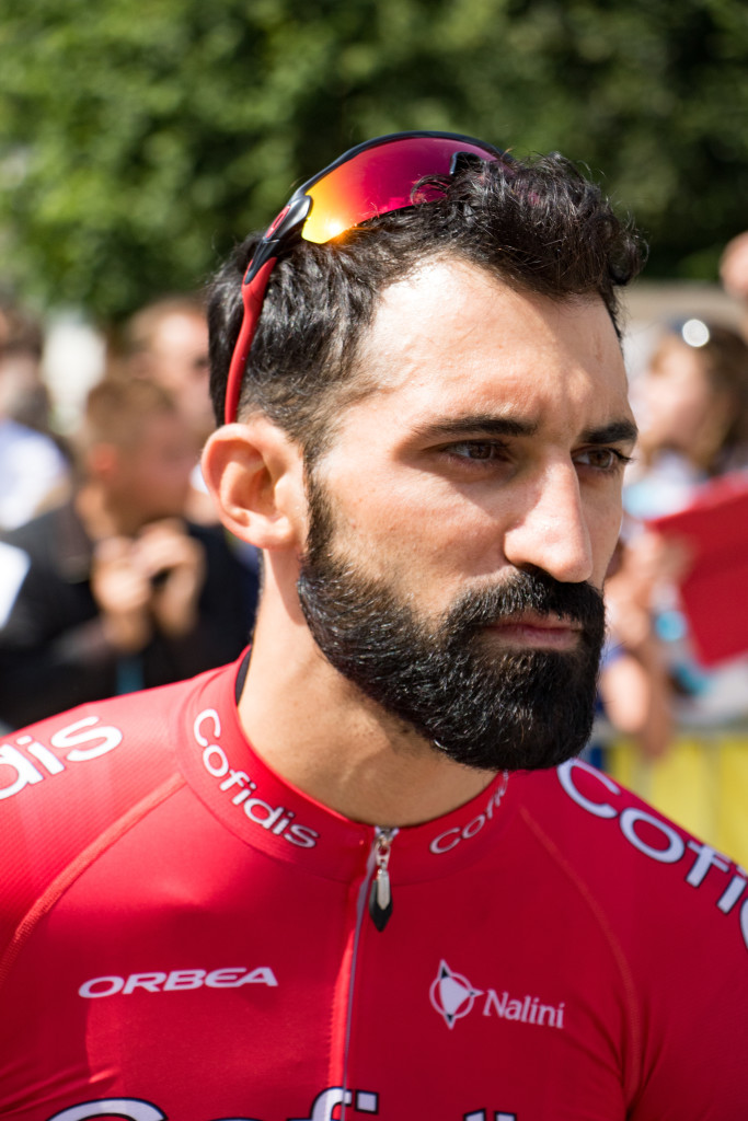 The Soupe-lesse (Cofidis). Souplesse. Solid beard. SOLID.