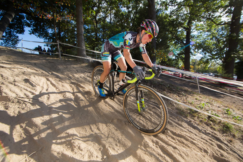 After missing the podium on Day One, Arley Kemmerer bounced back with a strong performance on Day Two, earning the third step on the podium.