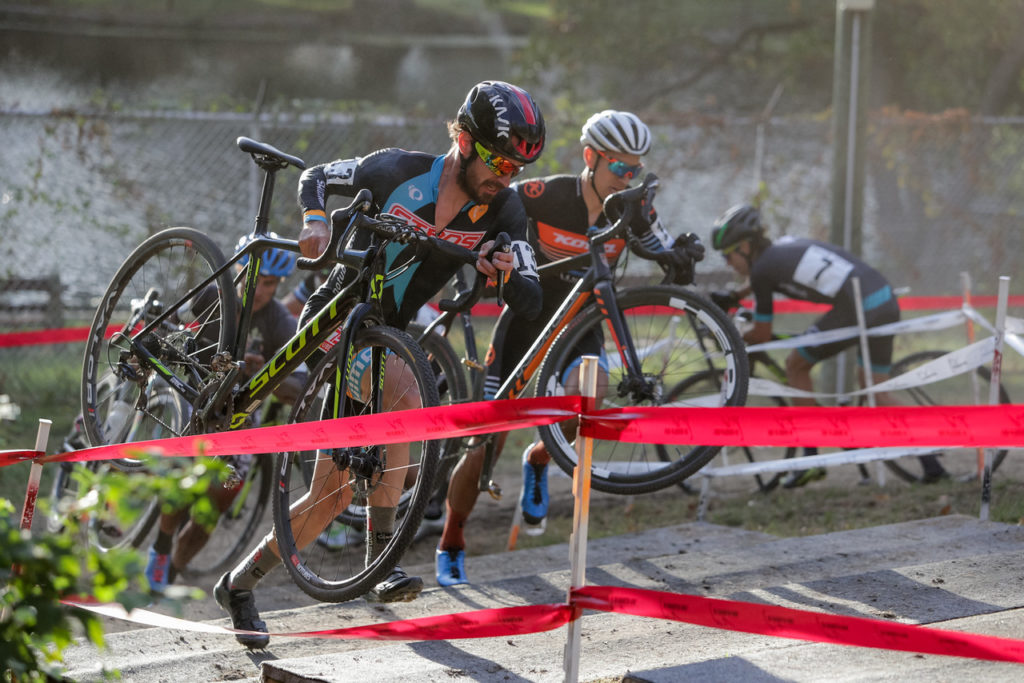 Timmerman and Werner traded blows throughout the weekend, ending in sprint finishes both days.