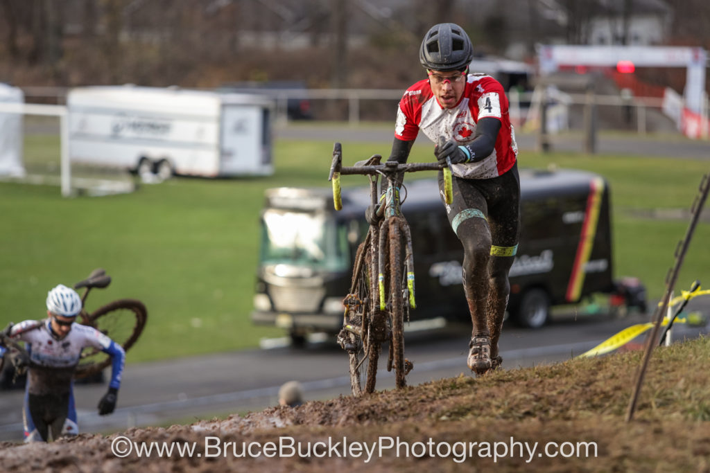 - Jeremy Martin (Focus CX Canada) gave Canadian 'cross fans even more to cheer for on day two, as he reeled in White.