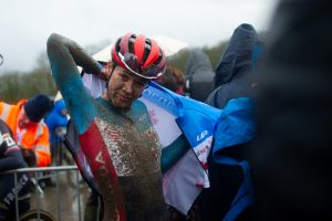 Ruby West - UCI World Cup Namur